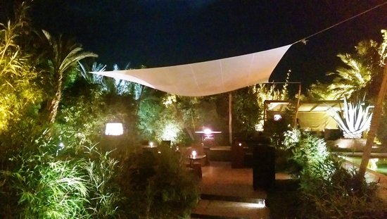 Bô & Zin : Terrasse