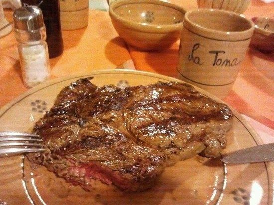 La deliziosa carne della Tana