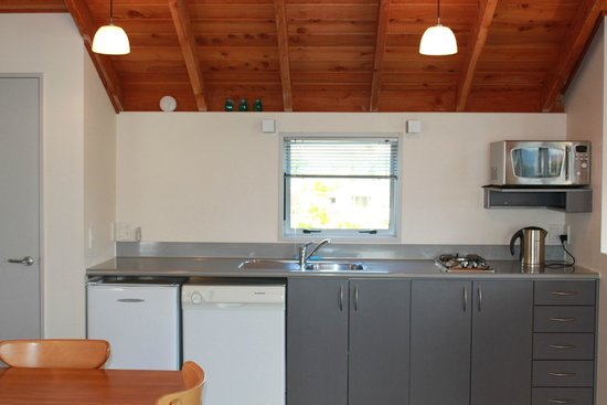 Apresto Apartment & Homestay: Kitchen
