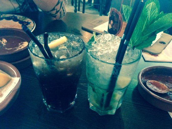La Tasca - Newcastle: Cocktails :)