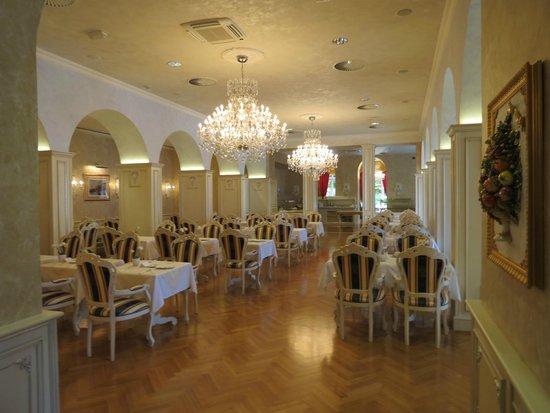 Hotel Kvarner Palace: Speisesaal