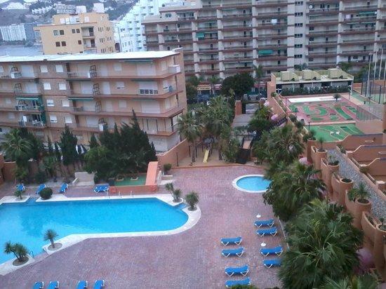 Almuñecar Playa Spa Hotel: desde habitacion