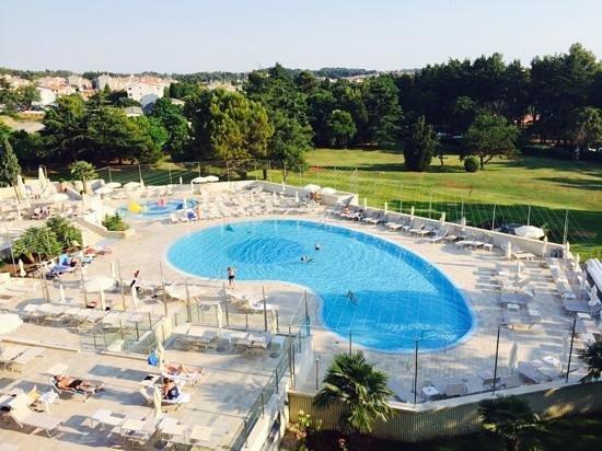 Valamar Zagreb Hotel: Pool