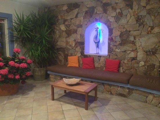 Diana Hotel : Eingangsbereich