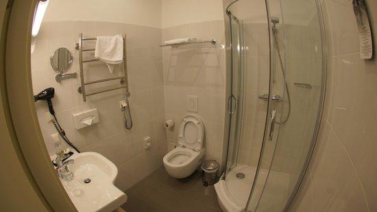 Astor Riga Hotel & Conference: Ванная