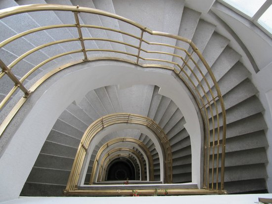 Residence Bologna : stairwell