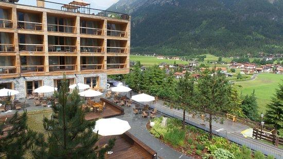 Das Kronthaler: View from room