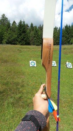 Das Kronthaler: Archery class