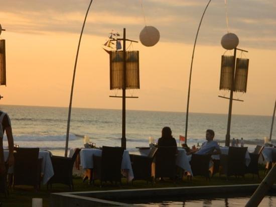 The Samaya Bali Seminyak : sunset