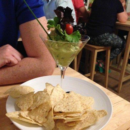 La Cacharreria: guacamole