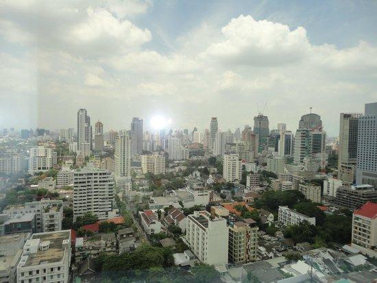 Pullman Bangkok Grande Sukhumvit: Вид с 27 этажа