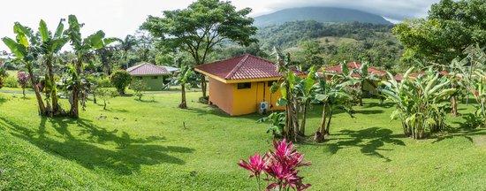 Hotel Miradas Arenal: jardines