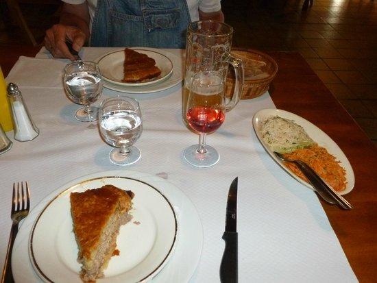 Ferme Auberge du Felsach: the appetizer