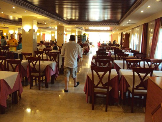 Hotel Pueblo Camino Real: salle à manger