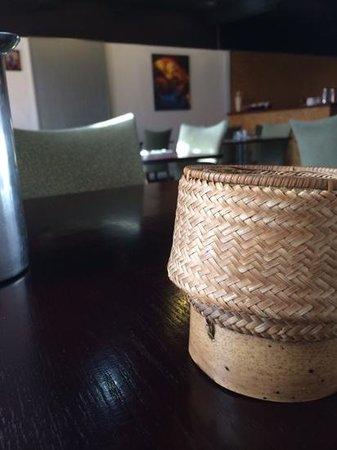 Rice Tapas: sticky rice