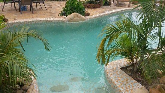 2Friends Beach Hotel: Private pool