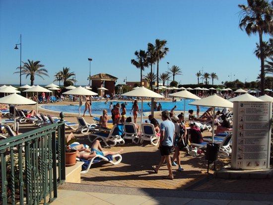 Hotel Pueblo Camino Real : piscine