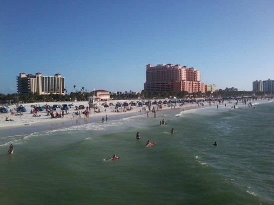 Beach Walk : beach view