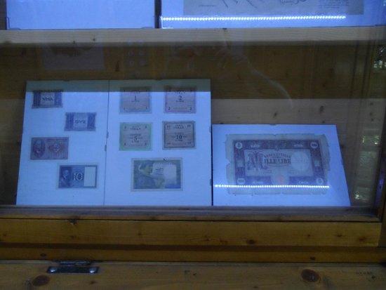 Parco Gallorose : anche questo e uno delle tante cose esposte dentro il museo