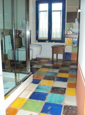 Urbino Resort - Tenuta Santi Giacomo e Filippo : il mio bagno