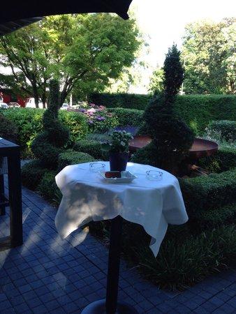 Paul's: Gärten