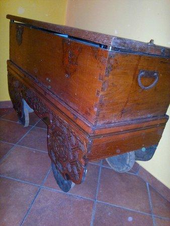 Stenopus Greco: Мебель в номере