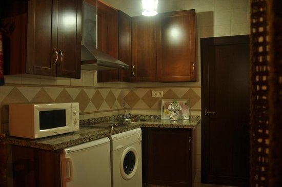 Apartments Embrujo de Azahar : Cocina