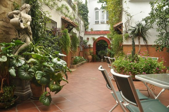 Apartments Embrujo de Azahar : Zona de relax