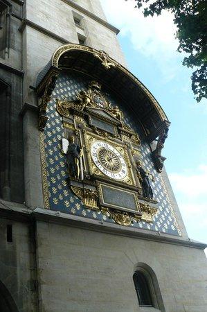 Horloge de la Conciergerie