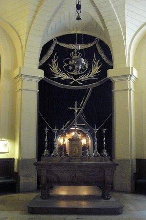 Conciergerie: Chapelle des Girondins