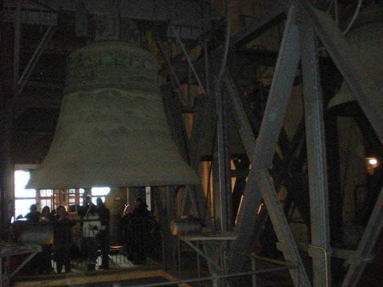 Kölner Dom: The church bell