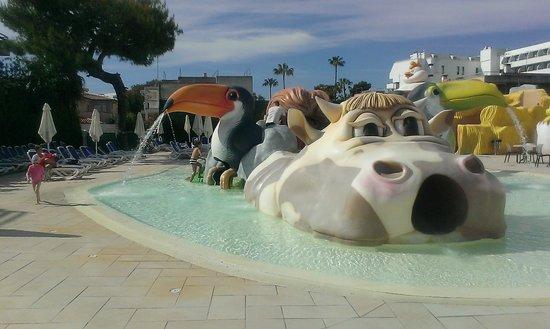 Hotel Condesa de la Bahía: piscine enfant