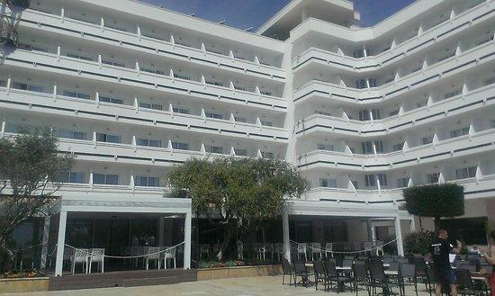 Hotel Condesa de la Bahia: 5 étages
