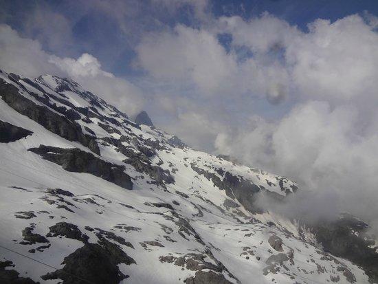 Mount Titlis: Wonderful views