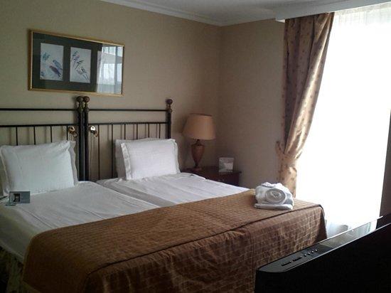 Eurostars Montgomery: Bedroom