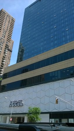 YOTEL New York at Times Square West: Outside