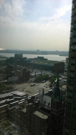 YOTEL New York at Times Square West: View from Room