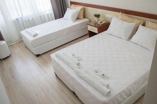 Yildirim Hotel: Double Room Plus Extra Bed