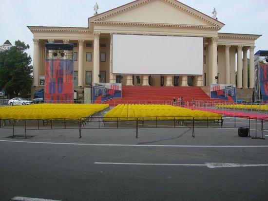 Winter Theatre: Зимний театр