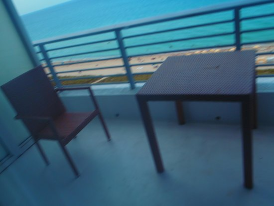 Grand Beach Hotel : Ocean View Room