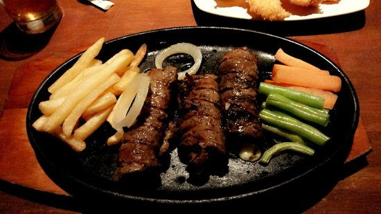 Steak Hut Raya Kupang Indah