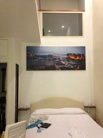 B&B Palazzo Ruffo di Bagnara: room & 2nd floor