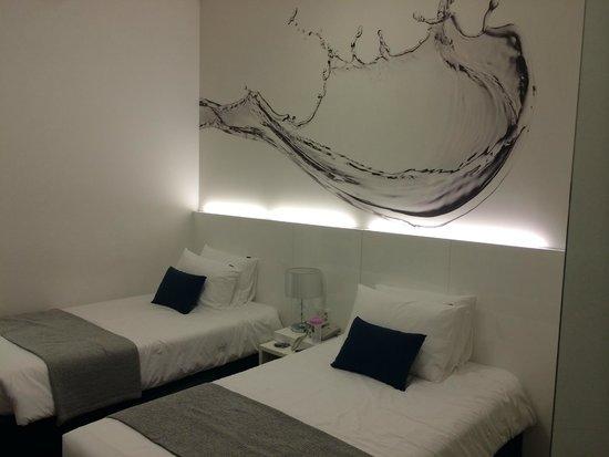 N Fourseason Seoul: Twin Bedroom