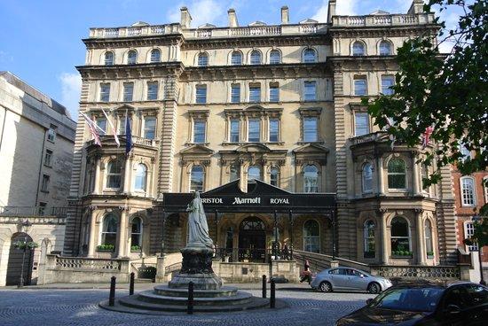 Bristol Marriott Royal Hotel: Hotel Exterior