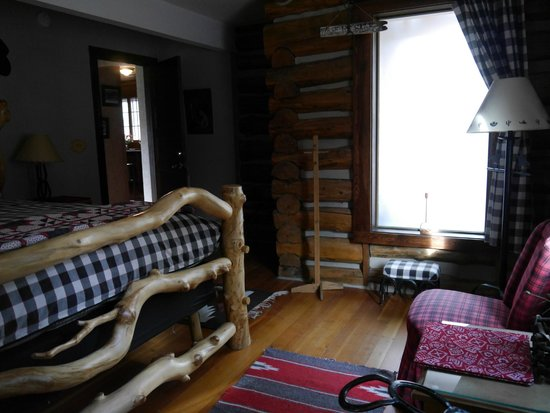 Chipita Lodge Bed and Breakfast: Wilson Room