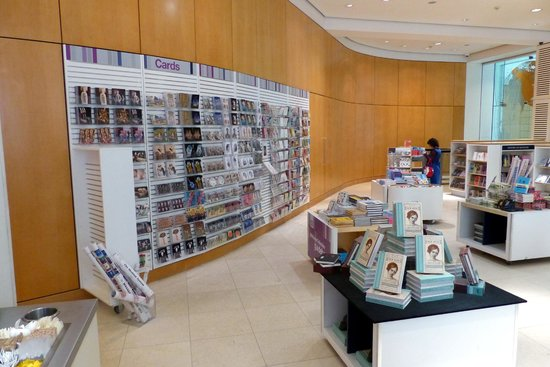 Wellcome Collection - bookshop