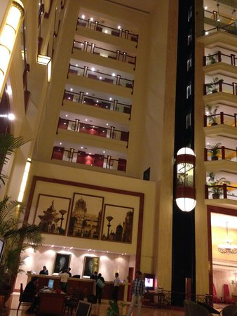 The LaLiT Mumbai : Interior view