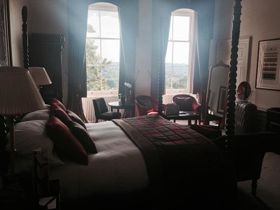 Bailbrook House Hotel : our room