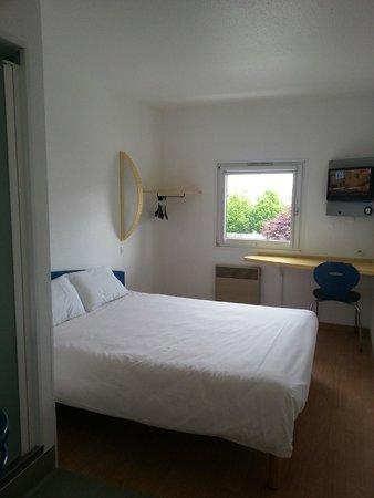 Chambre double - Photo de Ibis Budget Strasbourg la Vigie, Ostwald ...