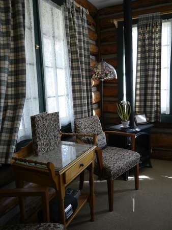 Chipita Lodge Bed and Breakfast: Marcroft Room